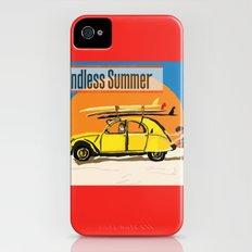 An Endless Summer bummer Slim Case iPhone (4, 4s)