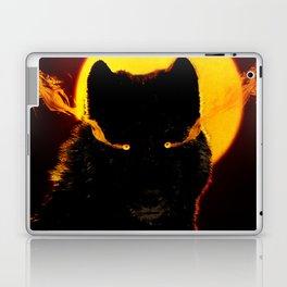 Malevolent Wolf Laptop & iPad Skin