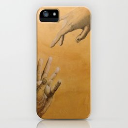 In spirit iPhone Case