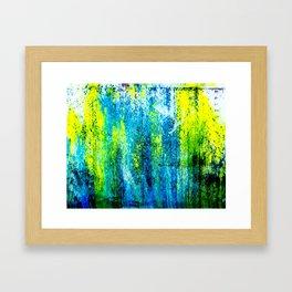 InkCore One Framed Art Print