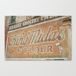 Willy Street 1 Canvas Print