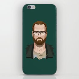 Goodbye, Walt iPhone Skin