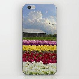 Flower Art - Hope Is by Jordan Blackstone iPhone Skin
