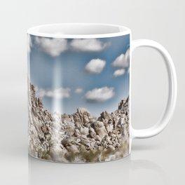 Rock Pile - Painterly Coffee Mug