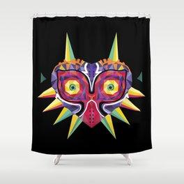 Majora's Incarnation Shower Curtain