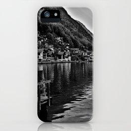 Hallstatt, Austria iPhone Case