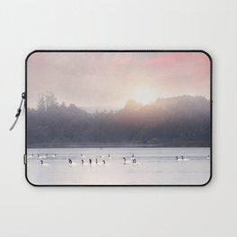 Sunset v6 Laptop Sleeve