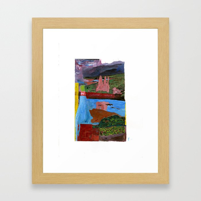 Untitled 0010 Framed Art Print