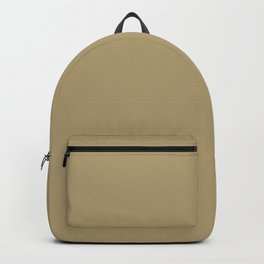 Solid Gold Backpack