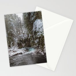 A Quiet Place - Pacific Northwest Nature Photography Stationery Cards