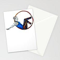 Rainbow Lazy Lyra Stationery Cards