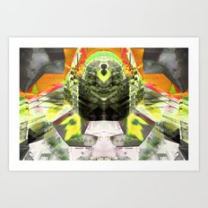 20120128_202224 Art Print