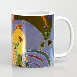 Wassily Kandinsky Tempered Elan Coffee Mug