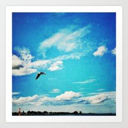 - Sky -  Art Print