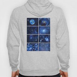 A quick view of the universe Hoody