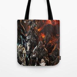 ghost troop Tote Bag