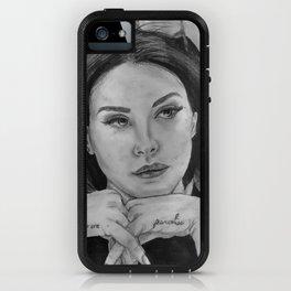 Lana iPhone Case