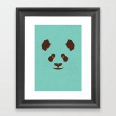 Panda Framed Art Print