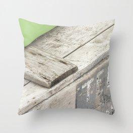 Cactus Lover Throw Pillow