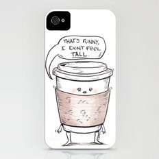 Small Coffee Problems iPhone (4, 4s) Slim Case