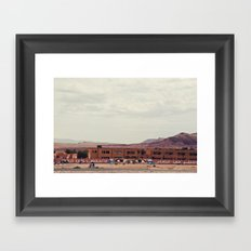 Morocco 1 Framed Art Print