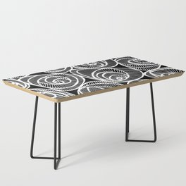 Midnight Roses Coffee Table