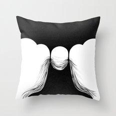 Bat Cave Throw Pillow