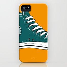 SNEAKER iPhone Case