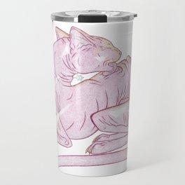 Sphynx Travel Mug