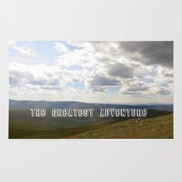 The Greatest Adventure Rug