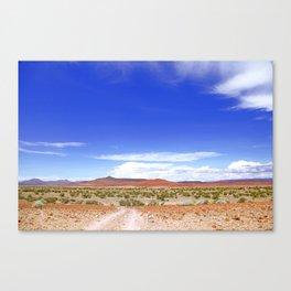 Wideness of Namibia II Canvas Print