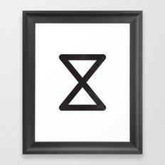 TSS Framed Art Print
