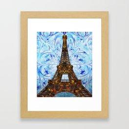 A New Paris Framed Art Print