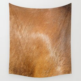 Horse Hide rustic decor Wall Tapestry