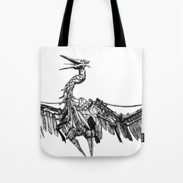 a marvelous creature Tote Bag