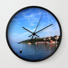 Lake Constance  Wall Clock