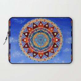 Sri Yantra Laptop Sleeve