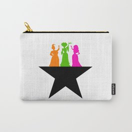 """Sanderson Sister """"Werk"""" Neon Carry-All Pouch"""