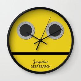 deep search Wall Clock