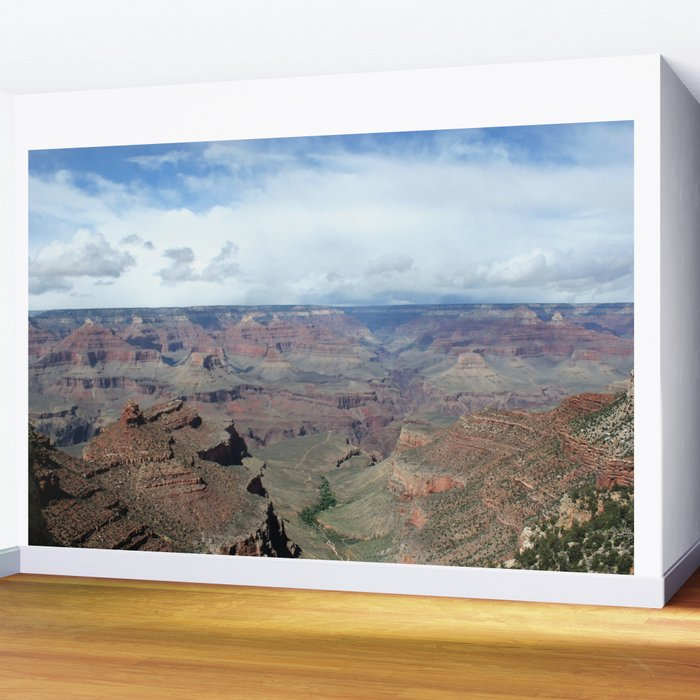 Majestic Grand Canyon Photo - Space to Breathe Wall Mural