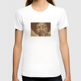 the story of G.S.Heron-1 of 3 T-shirt