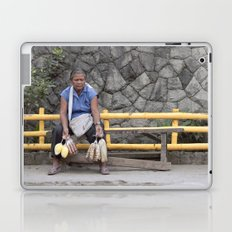 those who feel the breath of sadness... Laptop & iPad Skin