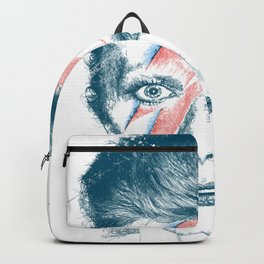 So Long Bowie.... Backpack