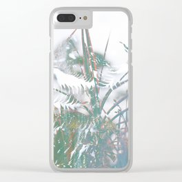 Freedom (Dandelion) Clear iPhone Case