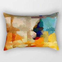 The Block Rectangular Pillow