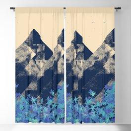 Blue Mountains #society6 #decor #buyart Blackout Curtain