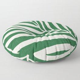 Minimalist Palm Leaf Floor Pillow
