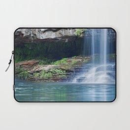 Waterfalls at Fern Pool in Karijini National Park, Western Australia Laptop Sleeve