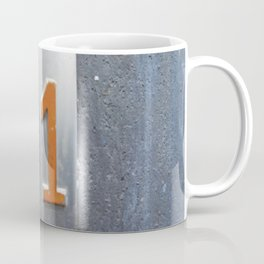one by two  Coffee Mug