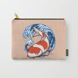Ride the Wave Carry-All Pouch